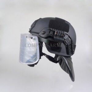 Ballistic Helmet n Visor